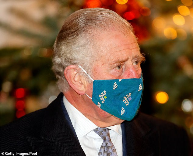 In a boost to the Government¿s Freedom Day, the Prince is not expected to cover his face when he visits Exeter Cathedral tomorrow