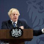 Boris Johnson cancels plans for Churchillian Freedom Day launch 💥👩💥