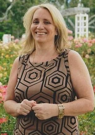 Liliane Derden was a public servant from Canberra