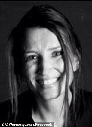Dutch language teacher Dafne Nieveen (pictured) was killed while flying home to Perth.