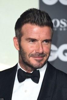 David Beckham and PR guru Loulou Dundas half methods lower than a 12 months after her appointment