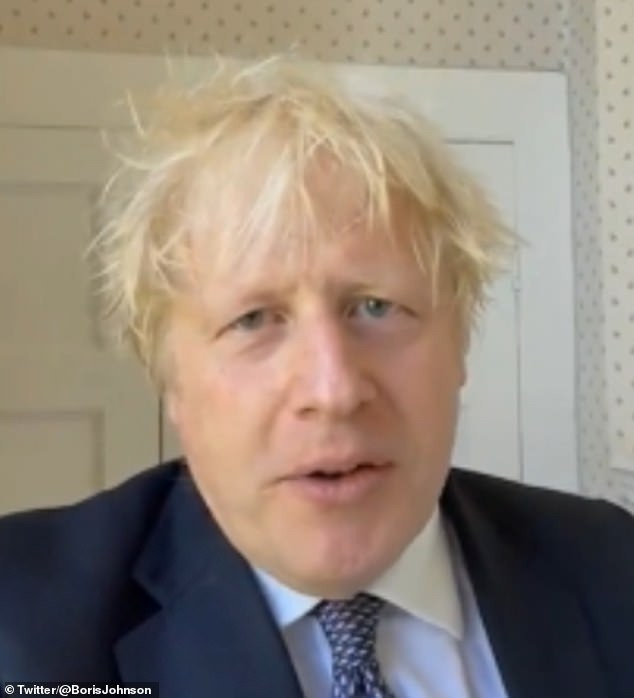 Despite being informed by NHS Test and Trace that he had been in contact with someone with Covid — namely Health Secretary Sajid Javid — Boris Johnson's immediate response was to try to dodge the rules to which the Government has made all of us subject