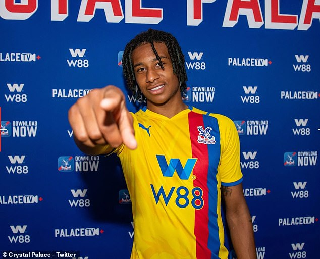 The arrival of Michael Olise will add even more youth and excitement to Palace in the future