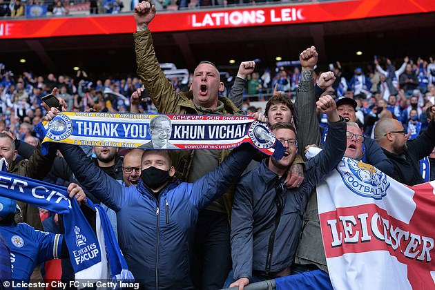 Leicester City's fan group, Foxes Trust, is in favour of NHS Covid passes to secure full crowds