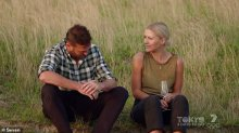 Farmer Wants a Wife star Demi De Lange takes a swipe at farmer Sam Messina