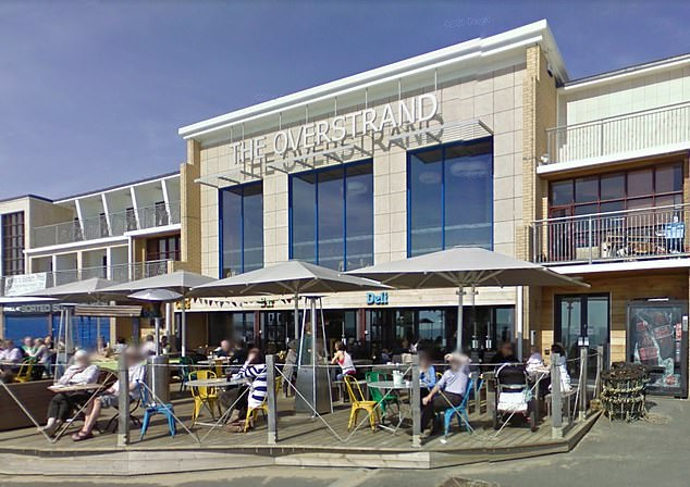 Mark Cribb, owner of the Urban Reef restaurant and bar in Bournemouth, (pictured) is losing thousands of pounds by having to close his venue early during the height of holiday season, and was forced to close one of his other venues entirely