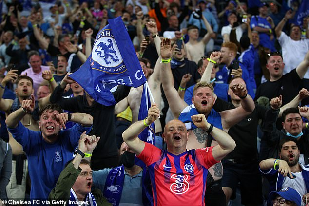 Full capacity crowds are expected at Premier League and EFL football matches this season
