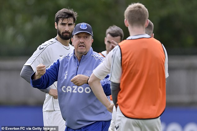 There is plenty of talented players that Benitez will need to improve through his coaching