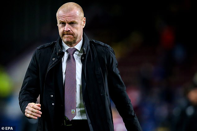 The 34-year-old expressed his excitement at working under Sean Dyche this coming season