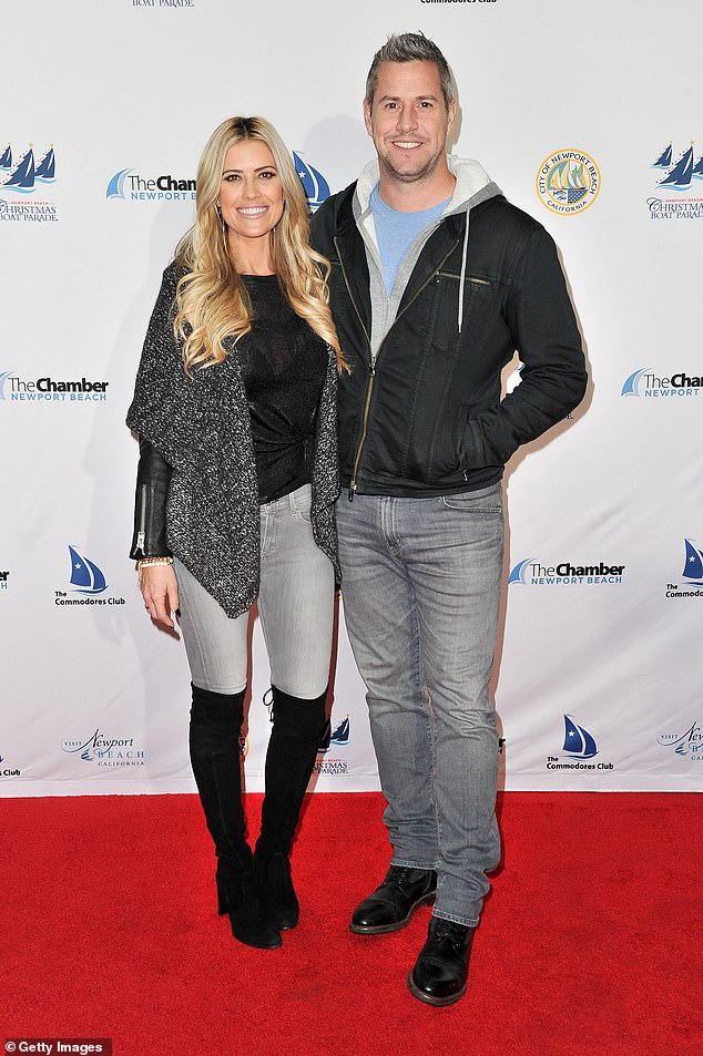 Former:In her lengthy Instagram post, Christina appeared to defend the new relationship from the haters social media, being that it comes less than a year from her split from former spouse Ant Anstead; seen together December 18, 2019 in Newport Beach, California