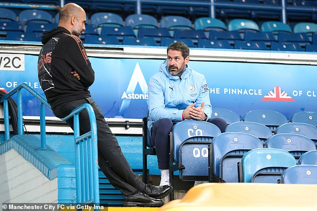 The veteran goalkeeper had been in Pep Guardiola's squad on loan for the past two seasons