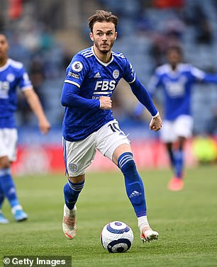 Arsenal are willing to offer stars to Leicester as they step up their interest in James Maddison