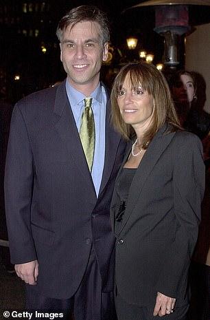 Divorced: Sorkin was married toJulia Bingham from 1996 to 2006