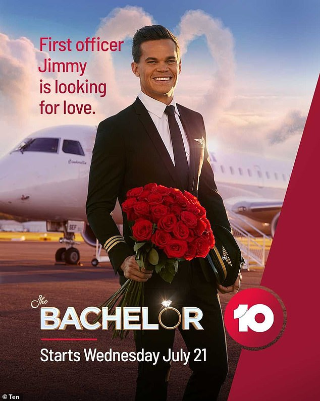 Coming soon:The Bachelor returns to Channel 10 on Wednesday, July 21, at 7:30pm