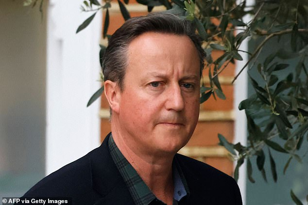 David Cameron disliked him intensely, famously calling him a 'career psychopath', which I always sensed Dom took as something of a compliment (there was no love lost between those two men)