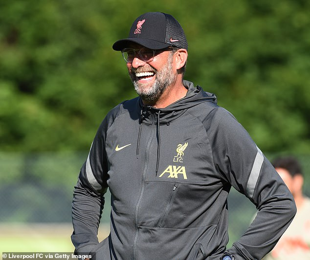 Jurgen Klopp insisted he was satisfied with Liverpool's displays in their opening pre-season matches