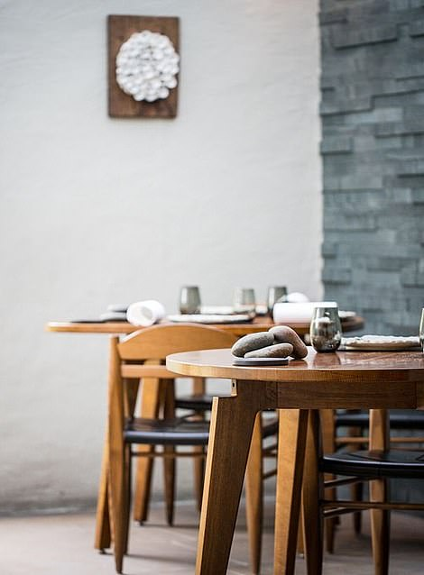 Third in the UK ranking is L'Enclume in Cartmel, Cumbria