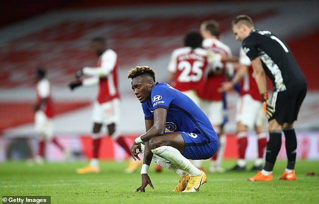 A move to the Gunners could revive his career after falling into Chelsea's pecking order