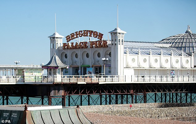 Police were called to King Road Arches near the Palace Pier at 4.30am on September 7, 2019