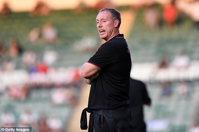 Steve Cooper is stepping down as Swansea manager just weeks before Championship season