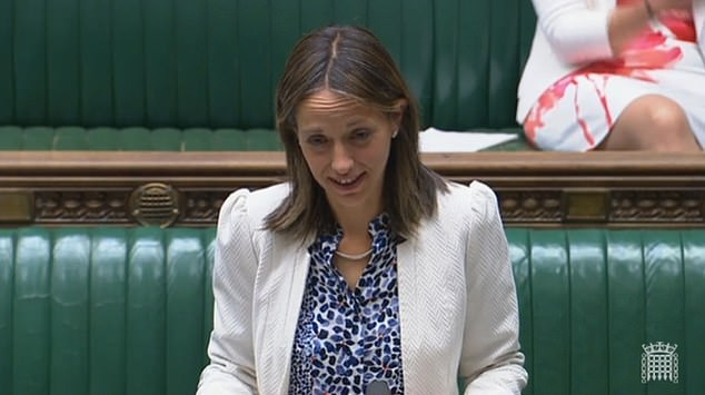 Social care minister Helen Whately was widely anticipated to reveal the move in a statement to the Commons this afternoon