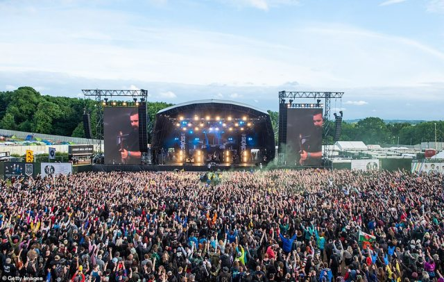 Melvin Benn, managing director of the Festival Republic group, said the level of compliance he saw during the Download Covid test event last month was 'extraordinary'