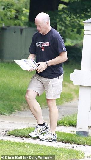 Former special agent Abbott