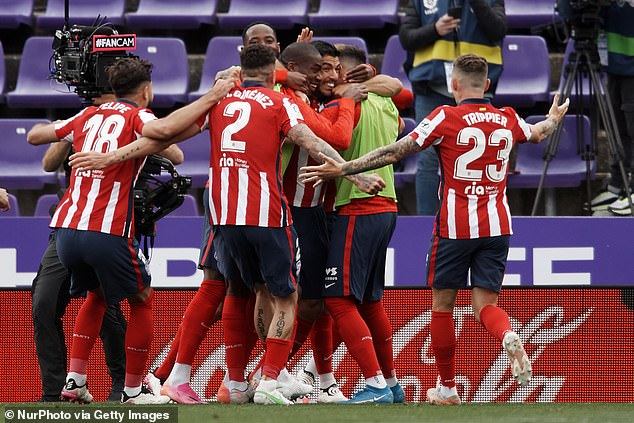 Simeone's side are well placed to defend their crown when the season starts next month