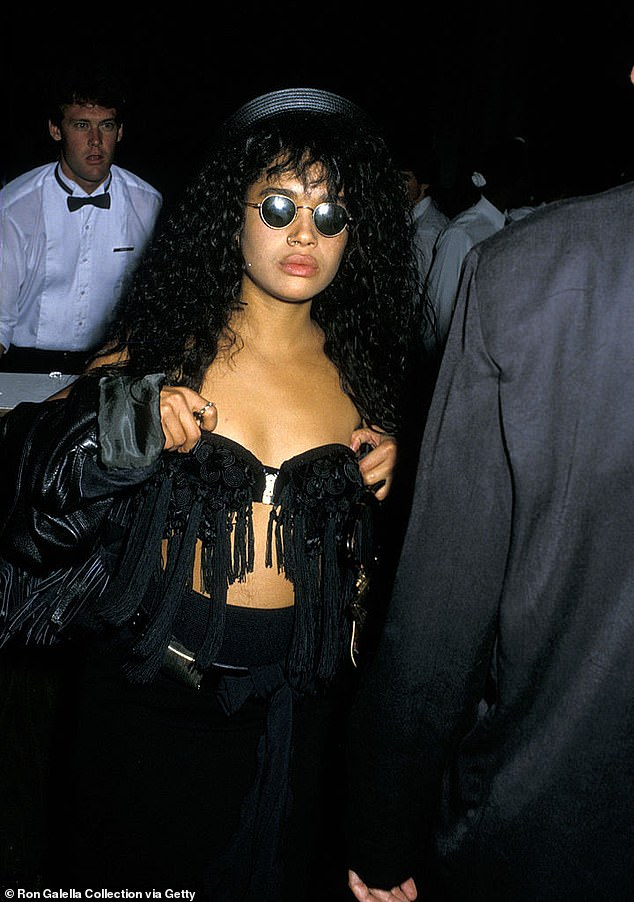 Lisa Bonet didn't follow trends, she made them.  The Cosby Show actress radiated confidence and cool cool