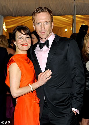 Helen McCrory told her husband Damian Lewis (pictured) that she expected him to find a new partner, when facing her premature death