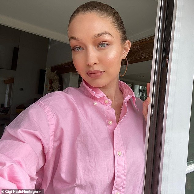 Supermodel Gigi Hadid (pictured) recently named the affordable beauty buy as one of her top 'post-pregnancy skin secrets'