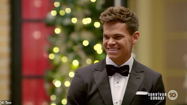 The end of the Bachelor?  The season premiere hit its lowest audience record in eight years with 482,000 viewers in the metro.  Pictured: Single Jimmy Nicholson, 31