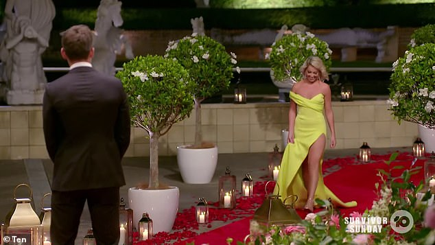 Queen bee!Holly is currently the frontrunner to win Jimmy's heart on The Bachelor