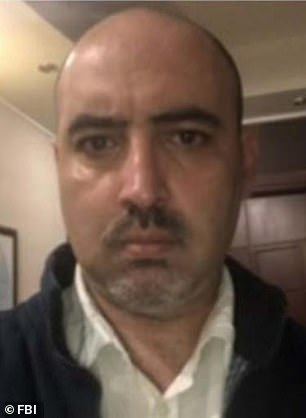 Omid Noori, another of the four accused conspirators