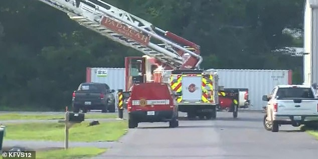 Although there were no deaths, five people were transported to Mercy Health - Lourdes Hospital and five others to Baptist Health Paducah, according to Newberry.