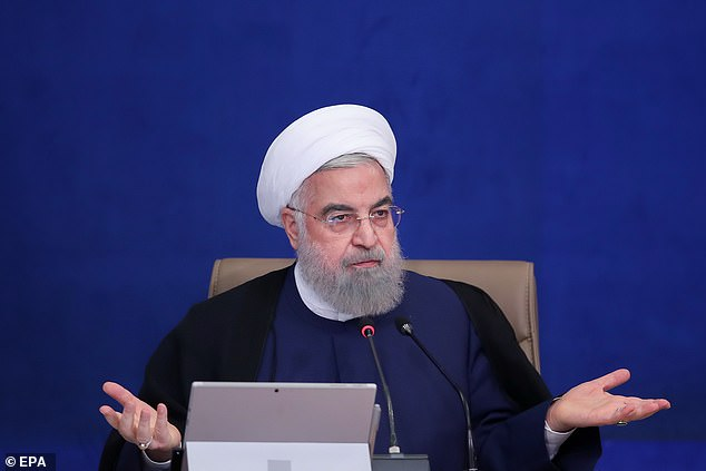 Hassan Rouhani, the president of Iran, has been subjected to fierce criticism by Alinejad