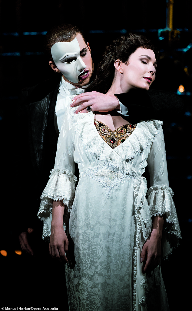 Closing curtain: Upcoming production of Phantom of the Opera has become latest victim of current COVID-19 outbreak Delta