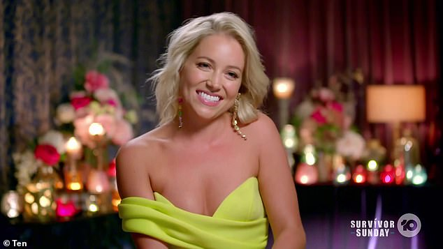 Will she win?  Rumor has it Holly Kingston (pictured) will win the show and Jimmy's heart on The Bachelor