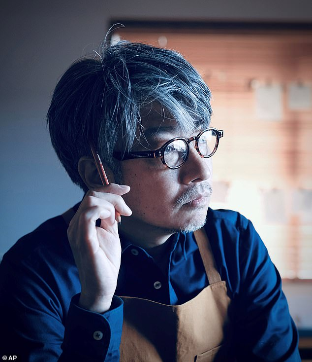 Kobayashi was sacked from his position as director of the opening ceremony just hours before the show is due to go on, with organisers saying they will now 'review' the entire performance