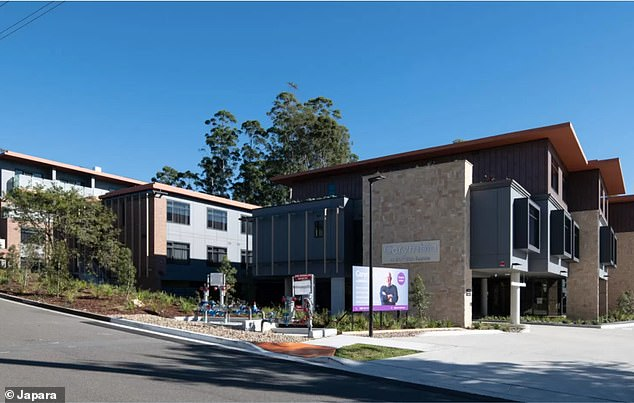 The second aged care facility was Japara Corymbia in Belrose, on Sydney's northern beaches - the outbreak is now under investigation by officials from NSW Health
