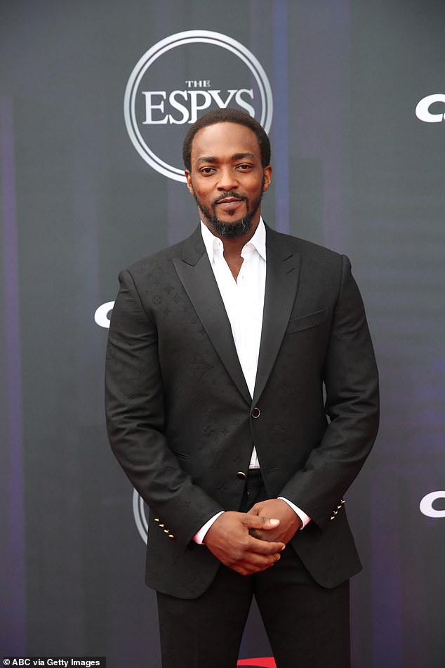 New role:Mackie is prepping to play Johnnie Cochran in Signal Hill