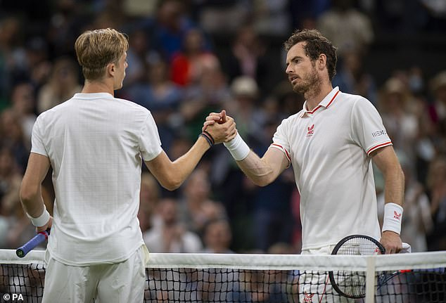 The former World No. 1 was comprehensively beaten by Denis Shapovalov at Wimbledon last month and looks to be struggling physically