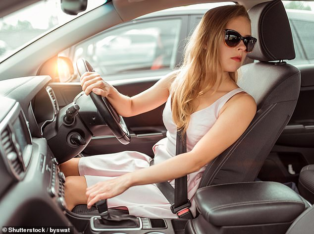 If Aussie motorists are not aware of the changing set of road rules by state, they can be hit with huge fines and demerits (stock image)