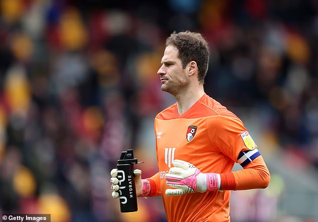 Bournemouth allowed Asmir Begovic to join Everton this week, creating a vacancy at Cherries