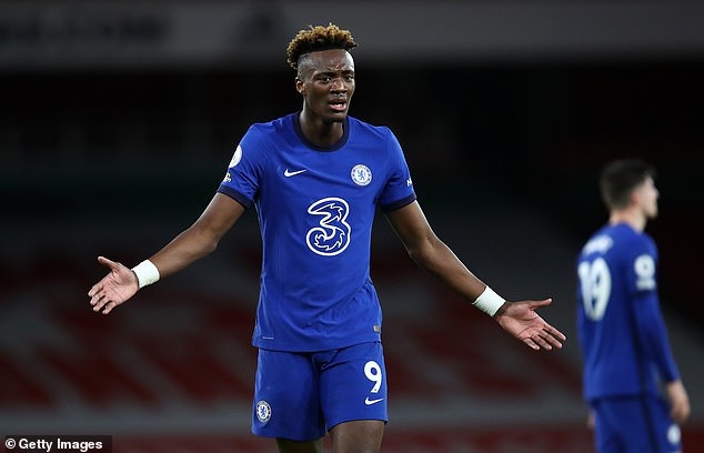 Tammy Abraham has been linked with a Chelsea move to Arsenal, but his move to London could depend on the Gunners signing off on two forwards