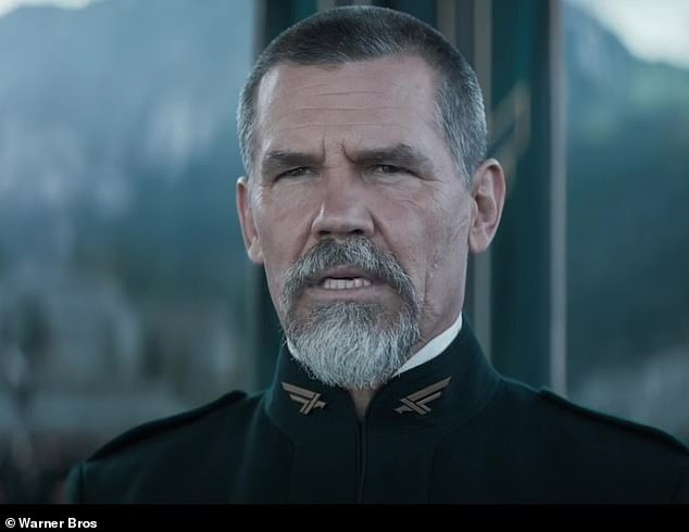 Tough Guy: Josh Brolin's Gurney Is Also In The Trailer As He Warns The People On Arrakis Are Dangerous
