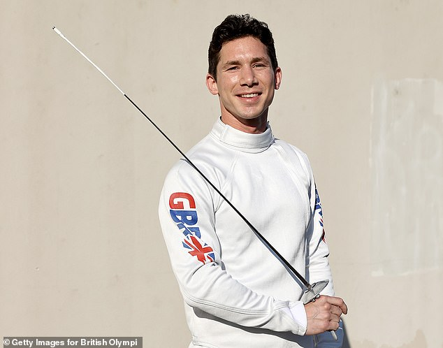 Marcus Mepstead is Britain's only competitor in fencing at Tokyo 2020 but is 14th in the world
