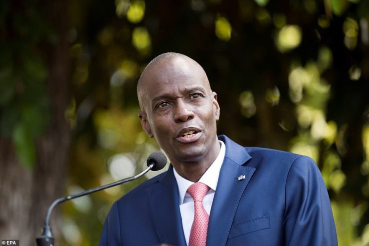 Haitian President Jovenel Moise was assassinated in an attack on his private residence