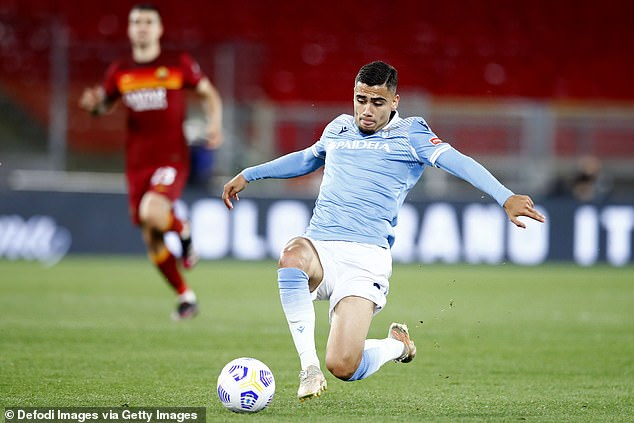 Pereira enjoyed his spell with Lazio last season on loan and has now spoken of a permanent return permanente