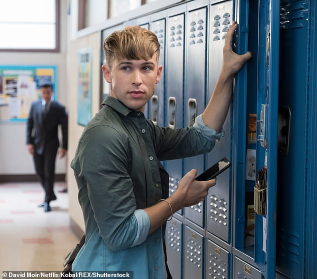Rising Star: Dorfman played recurring male character Ryan Shaver on the hit Netflix show, who publishes Hannah Baker's troubles in the school paper without her permission